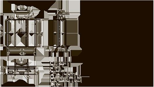 Схема конструкции клапана КЛОП-3