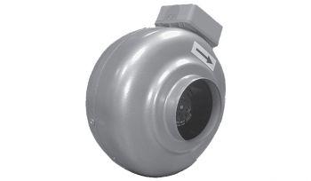 Круглые канальные вентиляторы КВКр