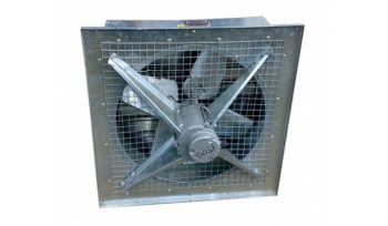 Осевые оконные вентиляторы ВО