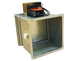 Клапан противопожарный КПС-1
