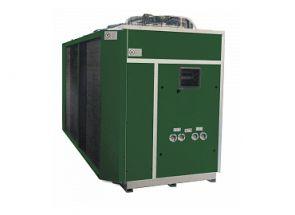 Чиллеры cо спиральными компрессорами с системой Free Cooling