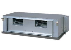 Сплит-системы Fujitsu канального типа высоконапорные