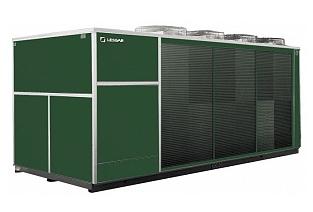 Чиллеры c винтовыми компрессорами с системой Free Cooling