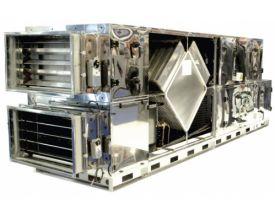 Приточные установки Aqua System (AS)