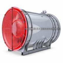 Шахтные вентиляторы ВМЭ